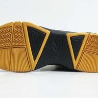 Sepatu Basket/Sport Piero Drago Black Gold P60155 - Hitam, 38