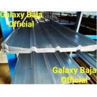 Atap baja ringan spandek 0.30mm / spandek 0.30mm / spandek galvalum