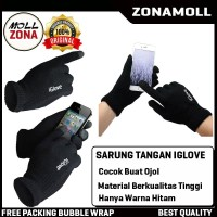 Sarung Tangan IGlove Touch Screen HP Android iPhone Motor TouchScreen