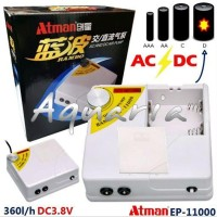 Big Sale Atman Ep-11000 Ac/Dc Air Pump Aerator Pompa Udara