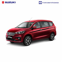 ALL NEW ERTIGA - Booking Fee Only