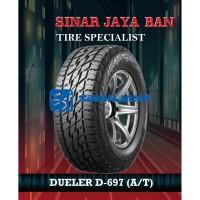 Ban Bridgestone Dueler D-697 (A/T) ukuran 275/70 R16