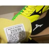 Terpopuler ! Sepatu Futsal Mizuno Wave Ignitus 4 Neon Yellow - TURF