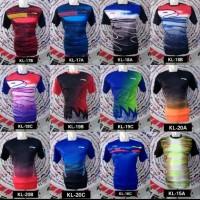 Terlaris Jersey Badminton - Baju Batminton- Super Murah- Kaos