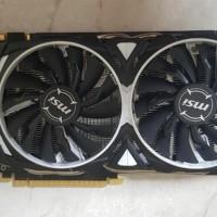 MSI GeForce GTX 1070 8GB DDR5 - Armor 8G OC elektro