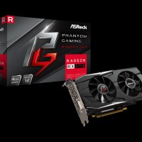 VGA Asrock Phantom Gaming D Radeon RX570 4G aksesoris