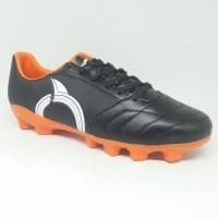Sepatu Bola Ortuseight Mirage Black Orange Ks