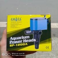 Amara SP1200A - Pompa Aquarium Filter Aquarium Mesin Pompa Aquarium