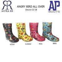 Sepatu Boot Anak AP BOOTS Kids NEW Bird Usia 6 tahun