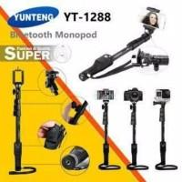 Yunteng Bluetooth YT-1288 Wireless Tongsis Yunteng