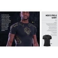 DISKON Baju kiper futsal voli motor/bodi protektor - G-FORM ProX Shirt
