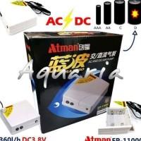 Atman Ep-11000 Ac/Dc Air Pump Faradibagalang