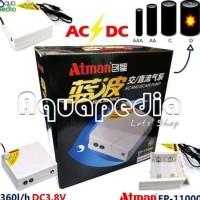 Atman Ep-11000 Pompa Ac/Dc Portable Air Pump Faradibagalang