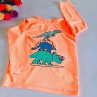 Paling Disuka!! Baju Atasan Renang Anak Perempuan / Laki Laki Branded