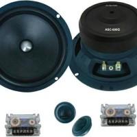 Best Seller Speaker Split High End Avelino Asc 600G