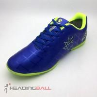 Unik Sepatu Futsal Kelme Original Star 9 Royal Blue 5501-11 BNIB