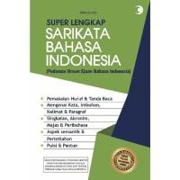 BUKU SUPER LENGKAP SARIKATA BAHASA INDONESIA - CAESAR