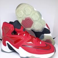 Sepatu Basket Nike Lebron James 13 Red Man Murah