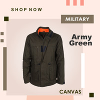 JAKET PARKA JEEP ARMY GREEN NOT OLD NAVY TAD TACTICAL MILITARY NO HOOD