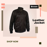 Jaket Leather