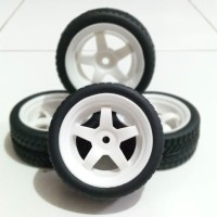 R05 RC Rally & onroad tires - ban RC Rally - Touring for 1:10 hex 12mm