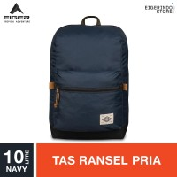 Eiger 1989 Stand Pack Backpack 10L - Navy