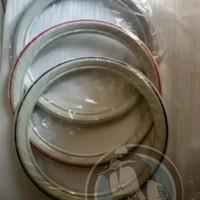Aksesoris motor matic/whitewall List ban scoopy beat vario fino ring14