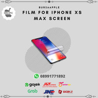 Film for Iphone XS MAX
