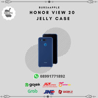 Jelly Casing for Honor View 20 or V20 6.4 inch