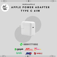 Apple USB Type C Power Adapter Charger MacBook iPad iPhone 61W