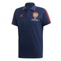 Kaos Polo Shirt Baju Kerah Distro ARSENAL 3RD Grade Ori Futsal Jersey