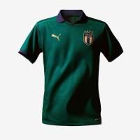 Jersey Bola iTALY 3RD 20/21 Grade Ori Futsal Baju iTALiA EURO CUP 2021