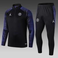 Jaket Bola Sweater Midlayer Tracksuit Training PSG AiR JORDAN PARiS