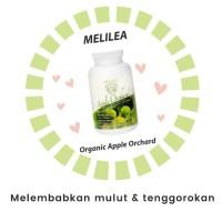 APPLE ORCHARD serbuk Apple hijau Organic MELILEA