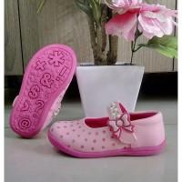 Sepatu Anak Perempuan Flat shoes KIPPER tipe Melinda - Ungu