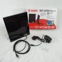 Sanex Antena TV Indoor HDTV SN-711 + Adaptor