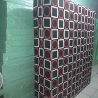 Cover/Sarung Kasur Busa no.2 ukuran 200 x 160 x 30 cm