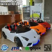 Mainan Anak Mobil Aki Murah Lambo M 6869 Speaker Bluetooth m6869