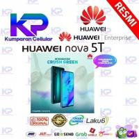 HUAWEI NOVA 5T 6GB 128GB GARANSI RESMI CRUSH GREEN LIMITED EDITION
