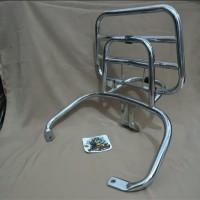 Back rack vespa GTS