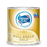 FRISIAN FLAG Bendera Putih Gold Susu Kental Manis [370 g]