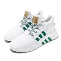 Adidas EQT Bask ADV White , Green & Gold