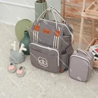 Dialogue Baby Tas Ransel + Cooler Bag Classy Series DGT7412