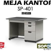 Jagoshop111 Alba Meja Kantor Sp-401 Pedestal Office Desk Meja Komputer