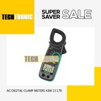 KYORITSU AC DIGITAL CLAMP METERS KEW 2117R - TECHTRONIC