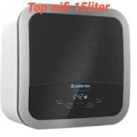 Pemanas Air Water Heater Ariston An Andris2 TOP WIFI 15Liter