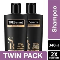 Tresemme Total Salon Repair Shampoo 340Ml Twin Pack