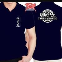 Polo Shirt Kaos Kerah Taekwondo All Color kaos Polo Trend 2020