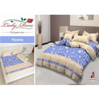 Bed cover Lady Rose King uk 180x200