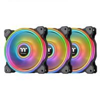 Fan Thermaltake Riing Quad 12 RGB Radiator Fan TT Premium Edition 3pcs